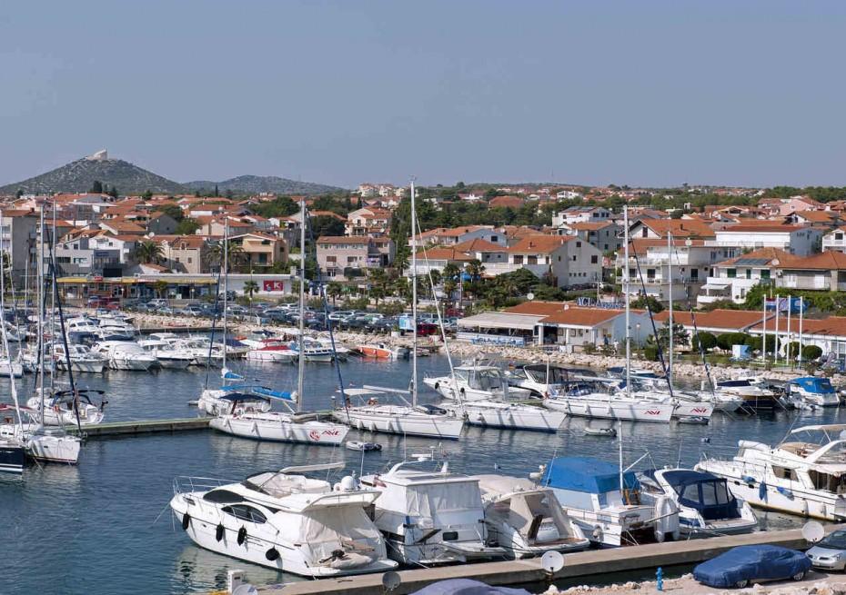ACI Marina Vodice - Yacht Charter Sailica
