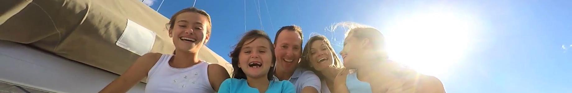 Брать ли детей на яхту? Мы выяснили, как организовать отличный яхтинг для всей семьи