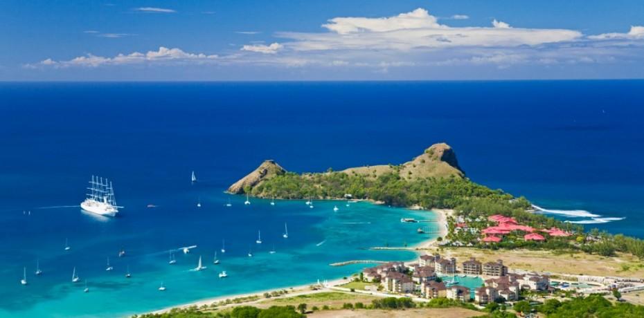 St Lucia  - Jachtcharter Sailica
