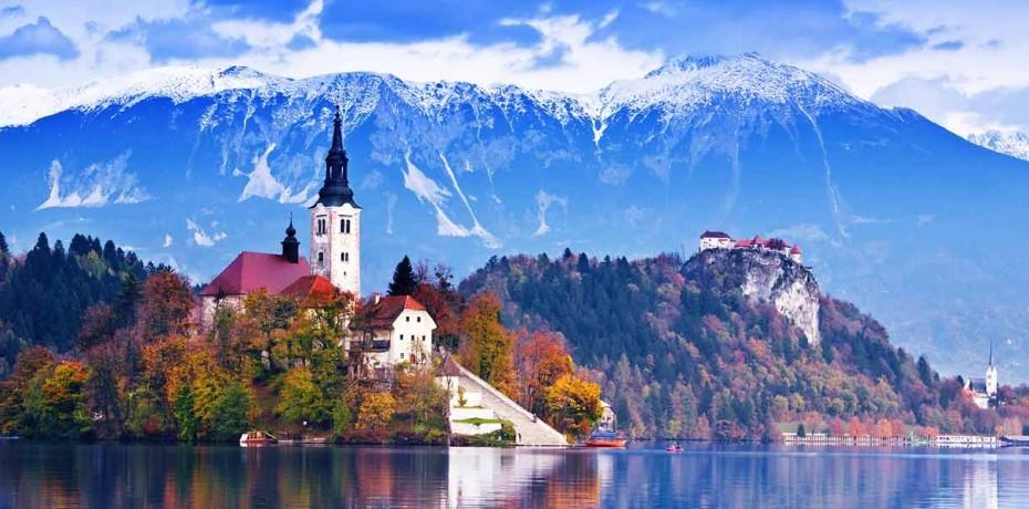 Slowenien - Jachtcharter Sailica