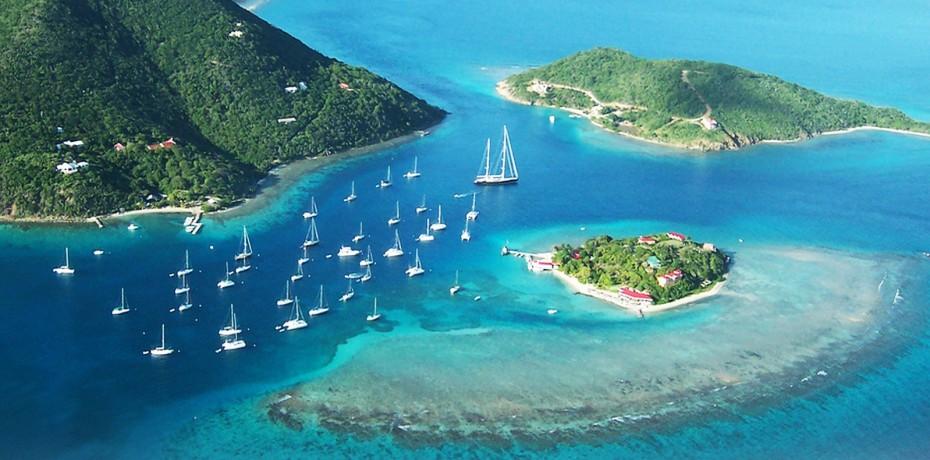 Britische Jungferninseln - Jachtcharter Sailica