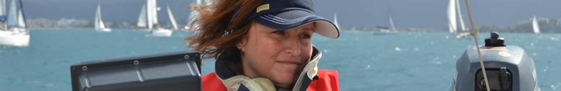 Надежда Темес. Женщина на корабле, ставшая капитаном