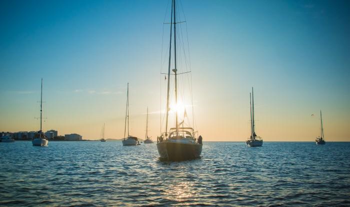 Яхтинг на Ибице