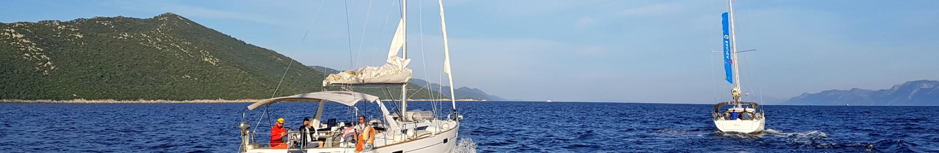Из Центральной Далмации в Южную: топ-12 мест для идеального яхтенного маршрута по Хорватии