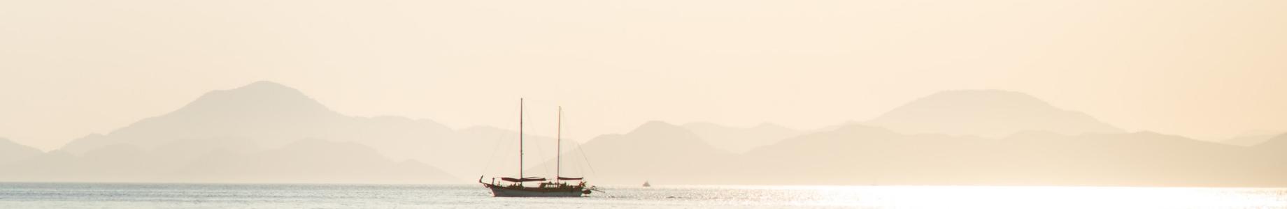 Яхтинг в Турции: краткий гайд для тех, кто мечтает о путешествии на яхте в здешних водах