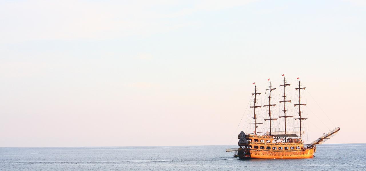Яхтинг в Турции: маршруты, марины, стоянки, интересные места
