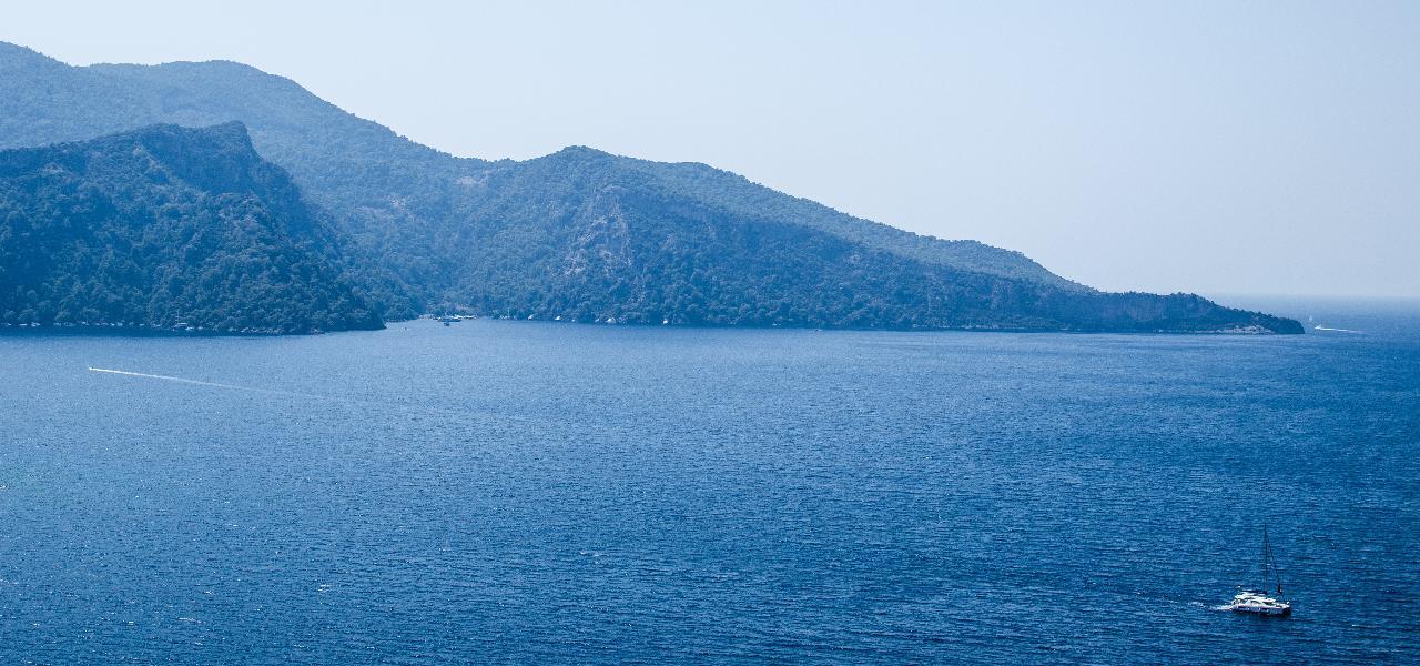 Маршруты Турция – Греция: что посетить в плавании на яхте по Эгейскому морю