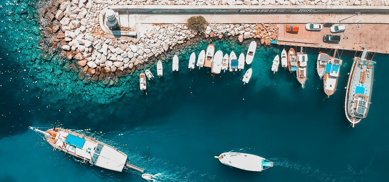 Яхтенные стоянки в Турции: где еще, кроме Мармариса и Фетхие, можно арендовать яхту