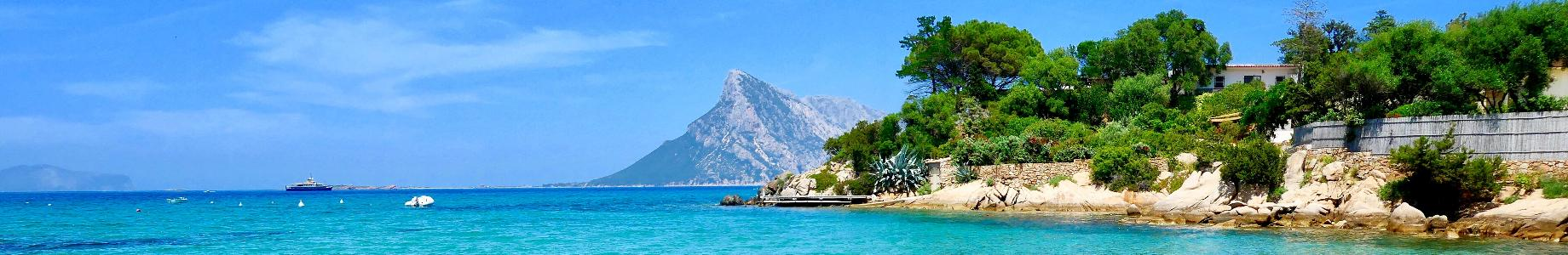 Main destinations in Italy for a yacht trip