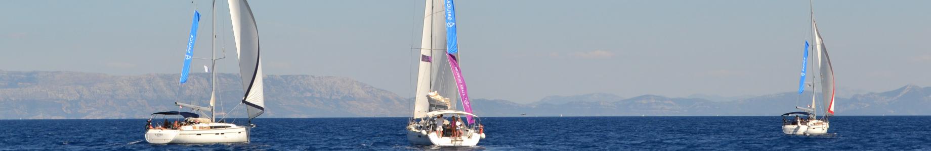 Обзор на популярные системы обучения яхтингу: RYA, IYT, ISSA