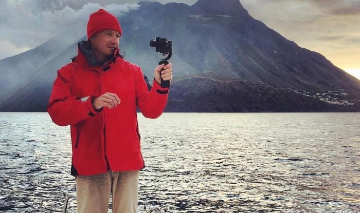 Поделился опытом и знаниями чартерный шкипер Дмитрий Осипов.