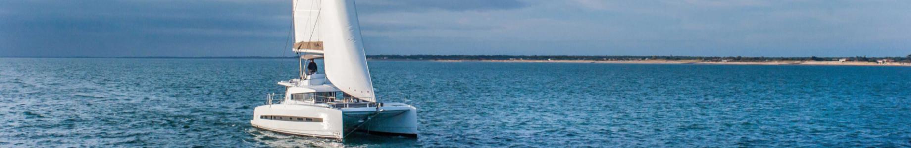 Top 10 Best Catamarans for Charter