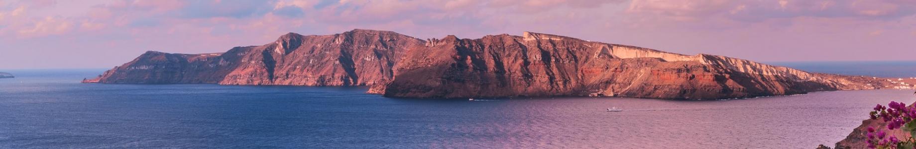 Топ-7 лучших направлений и маршрутов на яхте в Греции